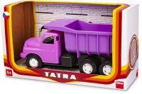 Auta, traktory, stavební stroje plast Lena, Wader