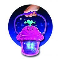 Domeček svítící, růžový + Jednorožec Lumiluvs Alltoys
