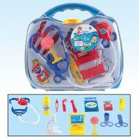 Doktorský set v kufříku pro kluky