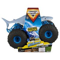 Monster Jam R/C Žralok do terénu a na vodu