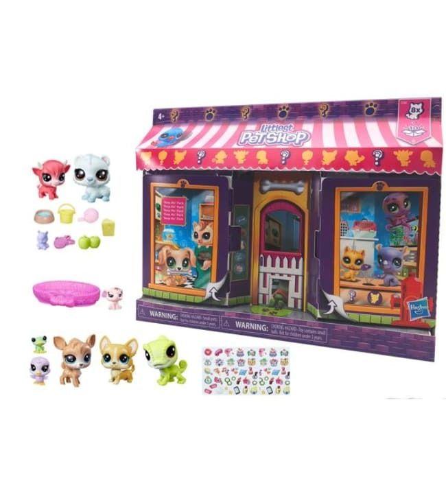Littlest Pet Shop mega set Hasbro
