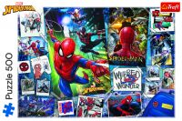 Puzzle Disney Marvel Spiderman 500 dílků