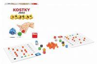 Kostky jsou (s)vrženy společenská hra v krabici 20x20x5cm