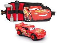 Pás s nářadím a auto Cars Blesk McQueen