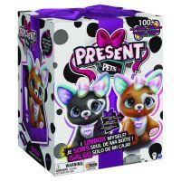 Present pets Interaktivní štěňátka klasik Spin Master