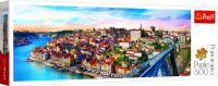 Puzzle panoramatické Porto, Portugalsko 500 dílků