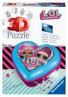 3D Puzzle Srdce L.O.L. 54 dílků