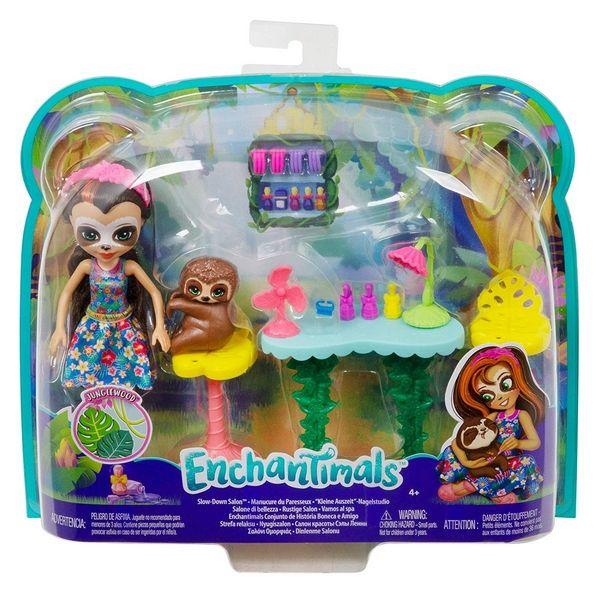 Enchantimals tématické balení Mattel