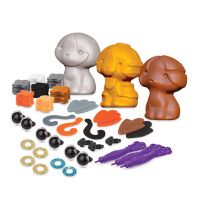 ORB figurka kreativní 3 druhy kočka 3D Rappa