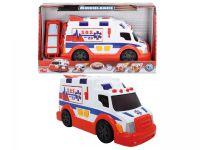 Ambulance 33cm, světlo, zvuk