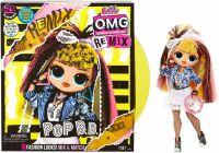 L.O.L. Surprise OMG ReMix Velká ségra POP B.B.
