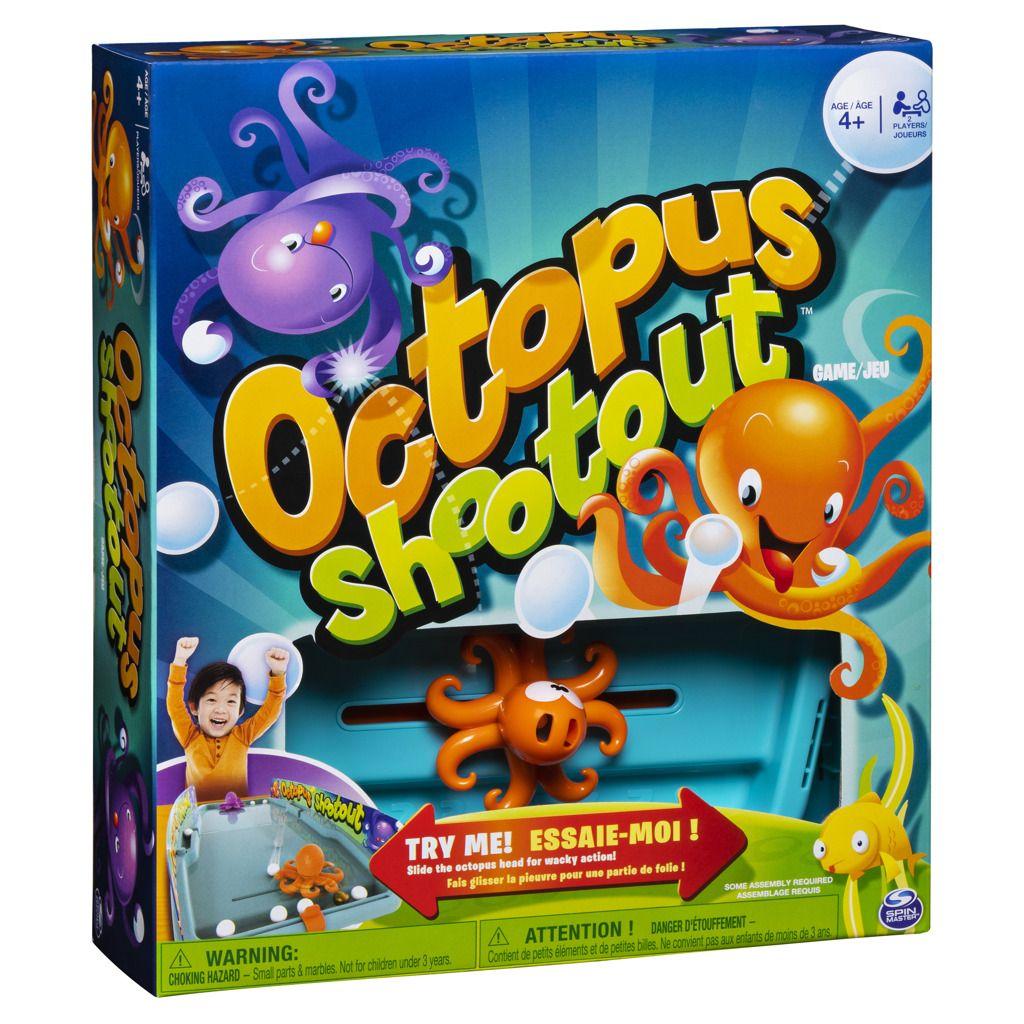 Společenská hra Chobotnice Spin Master