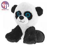 Panda Star Sparkle plyšová 25cm sedící 0m+ v sáčku