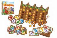 Dinogang společenská hra v krabici 24x24x6cm
