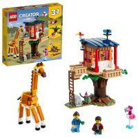 LEGO® Creator 31116 Safari domek na stromě