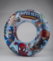 Nafukovací kruh Superhero Adventure