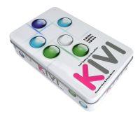 Kivi taktická společenská hra v plechové krabičce 11x18cm 8+ Bonaparte
