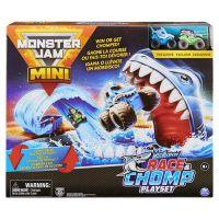 Monster Jam hrací sada megalodon pro mini auta