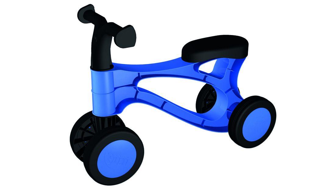 Rolocykl modrý nový Lena