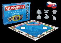 Monopoly Přátelé společenská hra
