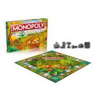 Monopoly Sbírání hub