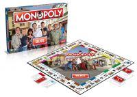 Monopoly Ulice stolní hra