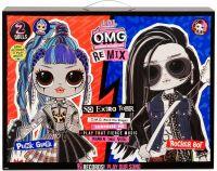LOL Surprise OMG Remix Rocker Boi & Punk Grrrl Rocková sestava