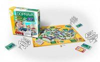 DOPRAVA 007 rodinná společenská hra 30x30x8cm v krabici Bonaparte