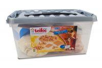 Stavebnice Teifoc Startovací set 30x14x19cm v plastovém boxu Směr
