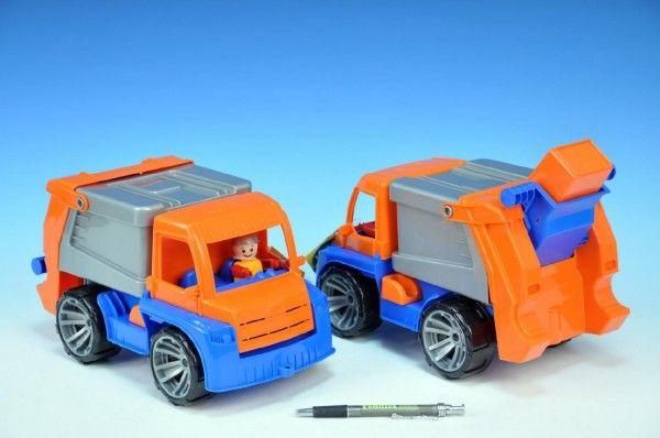Auto Truxx popelář plast 29cm od 24 měsíců Lena