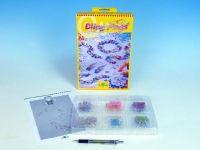 Bling Rings výroba šperků korálky v krabici