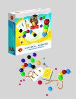 Navlékej, nečekej společenská hra v krabici 24,5x25,5x6cm PEXI