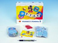 Písmenko k písmenku 2 společenská hra v krabici PEXI