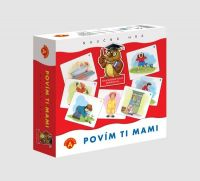 Povím Ti, mami didaktická hra v krabici 19,5x18,5x5cm PEXI