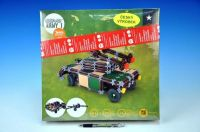 Stavebnice Seva Army 1 plast 514ks v krabici Vista
