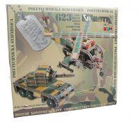 Stavebnice Seva Army 2 plast 623ks v krabici 35x33x5cm Vista