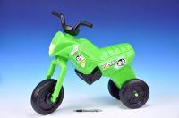 Odrážedlo Enduro Yupee zelené velké plast výška sedadla 31cm nosnost do 25kg od 12 měsíců