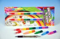 Pastelky měnící barvu 2ks na kartě Teddies