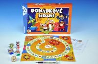 Pohádkové hraní Večerníček společenská hra v krabici