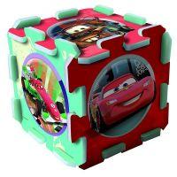 Pěnové puzzle Cars/Auta 32x32x1cm 8ks v sáčku CTW