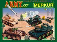 Merkur, Stavebnice MERKUR Army Set 657ks