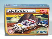 Stavebnice Monti 23 Rallye Monte Carlo v krabici