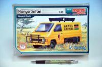 Stavebnice Monti 04 Kenya Safari  Renault Trafic 1:48 v krabici