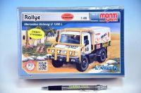 Stavebnice Monti 17 Rally Merced 1:48 v krabici