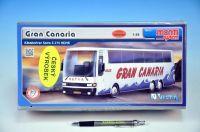 Stavebnice Monti 31 Gran Canaria-Bus Setra 1:48 v krabici SEVA