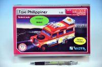 Stavebnice Monti 34 Taxi Filipini 1:35 v krabici