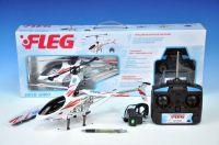 Vrtulník RC Devil GYRO plast 40cm v krabici