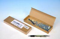 MERKUR ND 108 Šroubky a matice 176ks v krabičce