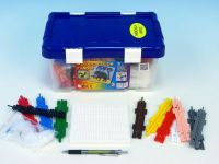 Mozaika Color Jumbo 167ks v plastové krabici Vista