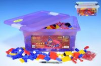 Stavebnice Seva 3 Jumbo plast 1074ks v plastovém boxu